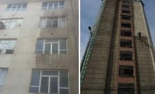 شستشوی نمای ساختمان تهران